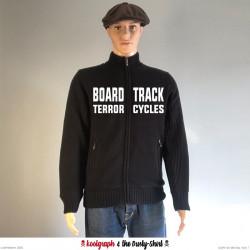 Board Track Motorcycles kustom kulture koolgraph