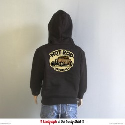 Hot Rod Originals sweat capuche kustom kulture koolgraph