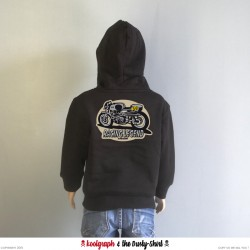 Racing legend Racer sweat capuche kustom kulture koolgraph